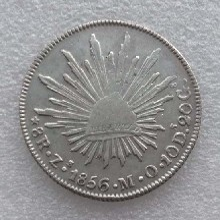 墨西哥鹰洋拍卖,外国银币值钱吗