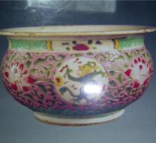 清代民窑瓷器拍卖图片 -黄页88高清图片