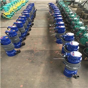 WQB立式防爆潛水泵遼寧盤山直銷WQB15-25-3kw三相廠用防爆排污泵