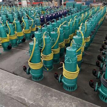 河南鶴壁煤礦用隔爆型潛水排沙電泵BQS30-30-5.5