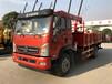 大运6.3吨随车吊4.5米货厢随车吊6.3吨随车吊报价