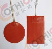 医疗器材用硅胶电热片加热片电热膜加热膜硅胶加热器超薄