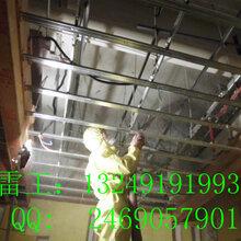 汕头机房噪音治理/无机纤维吸音喷涂/质量保证图片