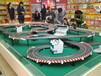 郑州51活动暖场设备租赁充气城堡轨道赛车桌游等