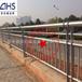 安合盛不锈钢复合管护栏厂家加工定制桥梁护栏防撞护栏