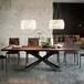 美式铁艺餐桌椅组合酒吧桌设计办公桌做旧实木茶几桌复古餐桌