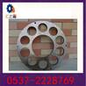 喷浆机钢衬板结构图选型