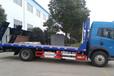 12吨国五多利卡挖机拖车厂家直销