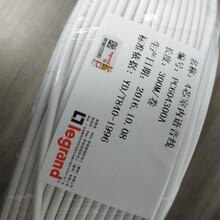 深圳TCL四芯电话线有2种规格包装:100米/卷型号:PC604100A,300米/卷型号:PC604300A图片