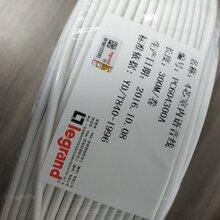 深圳TCL四芯電話線有2種規格包裝:100米/卷型號:PC604100A,300米/卷型號:PC604300A圖片