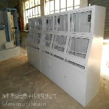 深圳市两联操作台机柜定制厂家图片