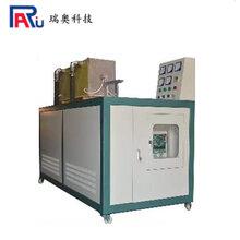 瑞奧紅沖鍛打加熱爐350KW中頻爐中頻加熱設備圖片