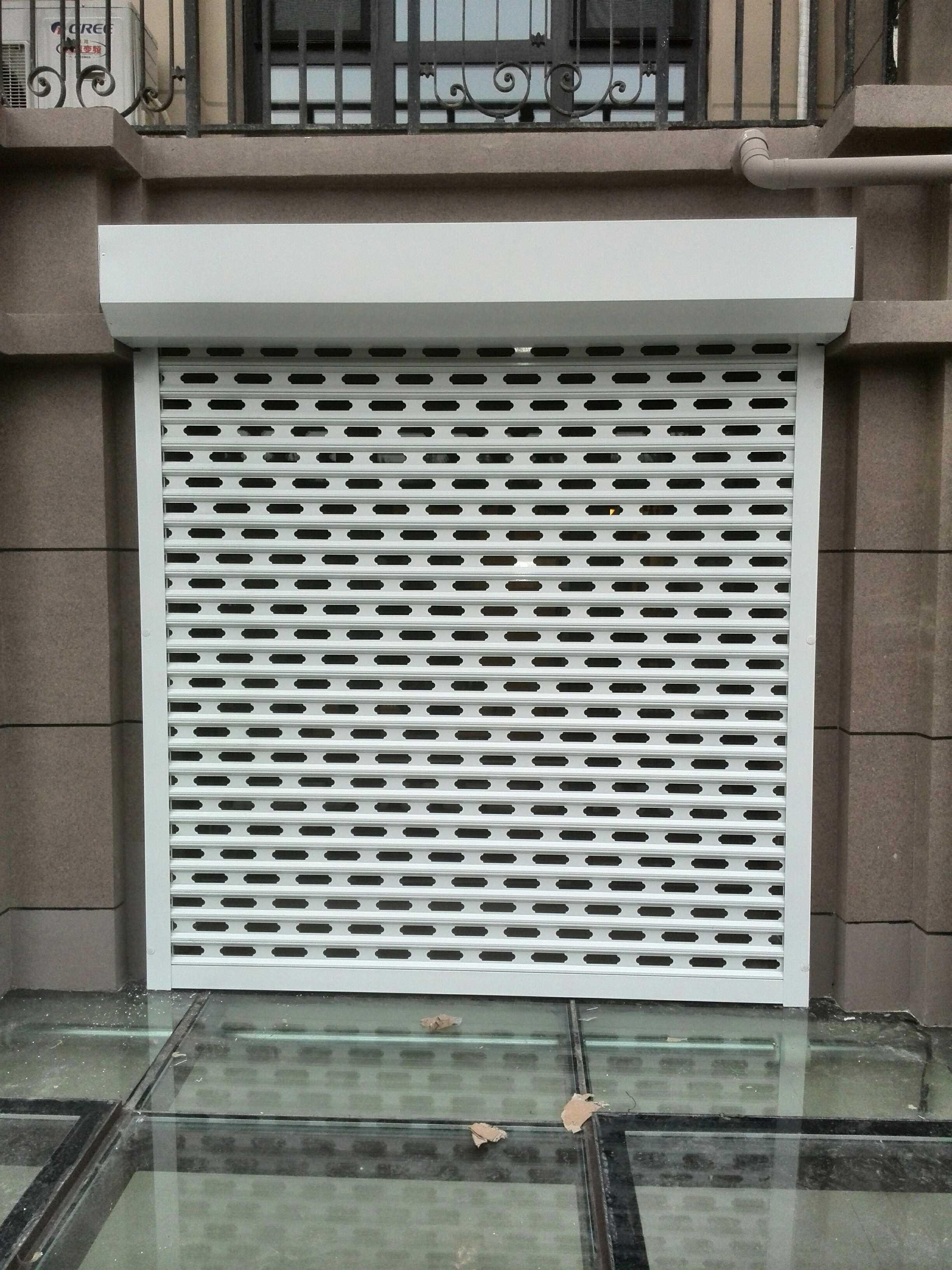安装维修各种卷帘门车库门伸缩门别墅卷帘窗