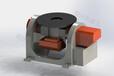 自动焊接设备焊接机器人机械手翻转变位机双工位伺服翻转台