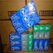 吉安品牌牙膏厂家货源低价佳洁士牙膏生产厂家批发