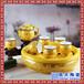 陶瓷茶壺功夫茶具整套茶杯套裝帶底托家用辦公送禮禮盒