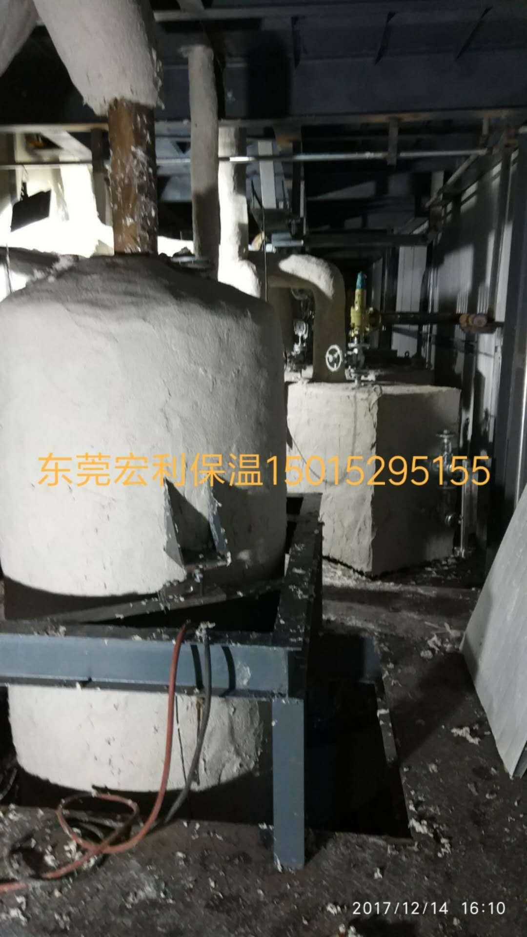 异形设备稀土保温施工销售。