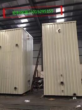 佛山彩瓦岩棉保温锌铁板保温施工。