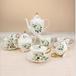 骨瓷咖啡具套装陶瓷咖啡杯碟英式下午茶具套装商务礼品定制