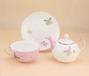 创意骨瓷子母壶陶瓷一壶一咖啡壶套装定制LOGO家用茶具