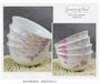 创意米饭碗骨瓷家用碗陶瓷餐具4.5寸金钟碗厂家批发