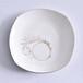奥美批发骨质瓷餐具陶瓷家用碗盘碟套装定logo