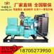 20千瓦柴油发电机组20kw4B3.9-G1东风康明斯中威直销