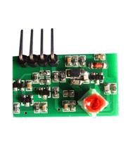 5V高频信号接收模块超再生接收模块遥控开关报警器图片