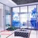 秦皇島玻璃畫技術現場制作流程邯鄲投資冰晶畫項目需要多少錢