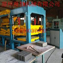 環保機械全自動環保免燒磚機多功能液壓粘土磚機磚機設備圖片