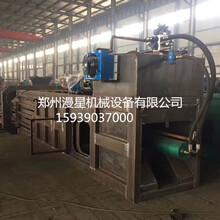 自动液压废纸打包机废纸箱大型液压卧式打包机设备热销产品图片