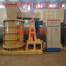 新型石灰石制砂机3-5mm机制砂设备数控制砂机变频调速出料可调