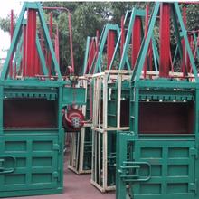 福建低價節能小型立式液壓廢紙打包機優質高效液壓廢紙打包機設備廠家圖片