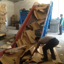黑龍江新型環保小型臥式液壓廢紙打包機節能高效臥式打包機設備廠家圖片