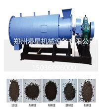新型有機肥造粒機轉鼓攪齒造粒機有機肥生產線專用設備圖片