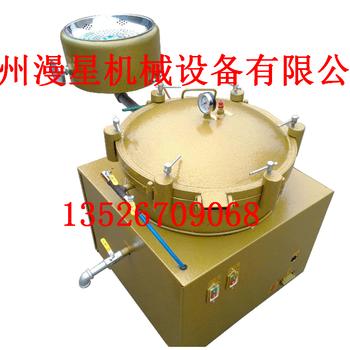 单缸气压滤油机
