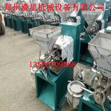供应花生榨油机大豆榨油机菜籽榨油机小型榨油机漫星机械图片