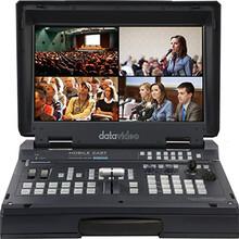 高清4通道HDbaseT移动演播室HS-1500T(即将上市)