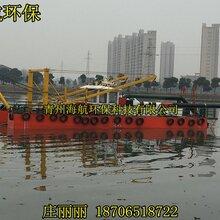 四川省新龙县300立方大型鱼塘清淤机图片