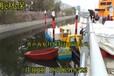 重庆市地区湖泊400立方中小型清淤船