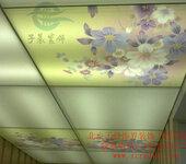 子晨饰界软膜天花卡布灯箱厂家直销价格优惠可随意造型喷绘