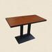 专业定制餐桌餐椅茶餐厅餐桌料理店餐桌厂家直销