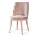 定制软包餐椅简欧餐椅桦木餐椅就来深圳众美德