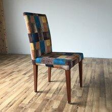 横岗众美德实木家具餐桌椅批发藤椅实木餐椅
