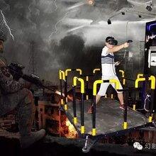 幻影星空虚拟行走空间:强动力,大舞台!