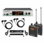 森海塞尔SENNHEIEREW300-2IEMG3无线监听系统图片