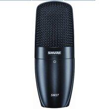 舒尔话筒SHUER舒尔SM27牢固耐用,通用性强人声话筒图片