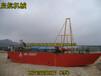 广东省北江清水流量1000射吸式抽沙船,广西抽沙船多少钱