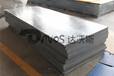 含硼聚乙烯板材加工厂家防辐射含硼板生产定制