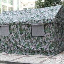 齐鲁帆布帐篷厂直销3乘4米帆布帐篷,军用帐篷,施工工程帐篷,遮阳雨棚